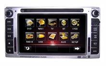 "(Hyundai SANTAFE) 7"" in dash car DVD GPS player with TV + radio + IPOD"