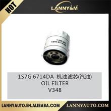 V348 transit parts car engine oil filter 1S7G6714DA