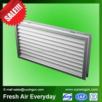 ventilation anodized aluminum air diffusers door grille