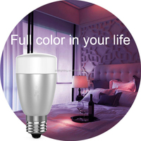 china factory smart home automation led lighting bulb via app controlled