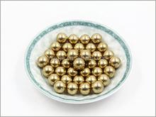 H62 H65 15.8MM copper ball