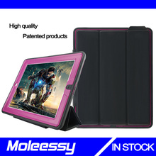New design High quality heavy duty case for ipad cover in stock