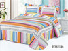 wholesale hot sale in Arab handmade patchwork bed sheet designs quilts for adult beds with pillow cases