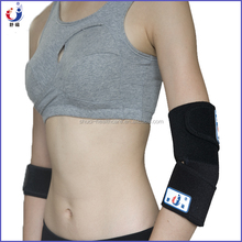 Sports spandex nylon velcro neoprene waterproof elbow support