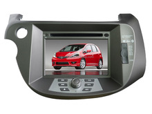 For HONDA FIT 2007-2013 Car DVD GPS Navigation System Touch Screen For HONDA FIT 2007-2013 Audio Radio GPS