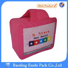 Recyclable PVC Bag/PVC Ice Bag/PVC Zipper Cosmetic Bag From Original Manufacturer
