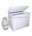 XC-200 profundo no peito de gás glp/geladeira a gás glp/freezer