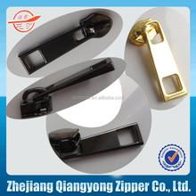 # 5 wholesale bronze metal zipper slider for jeans