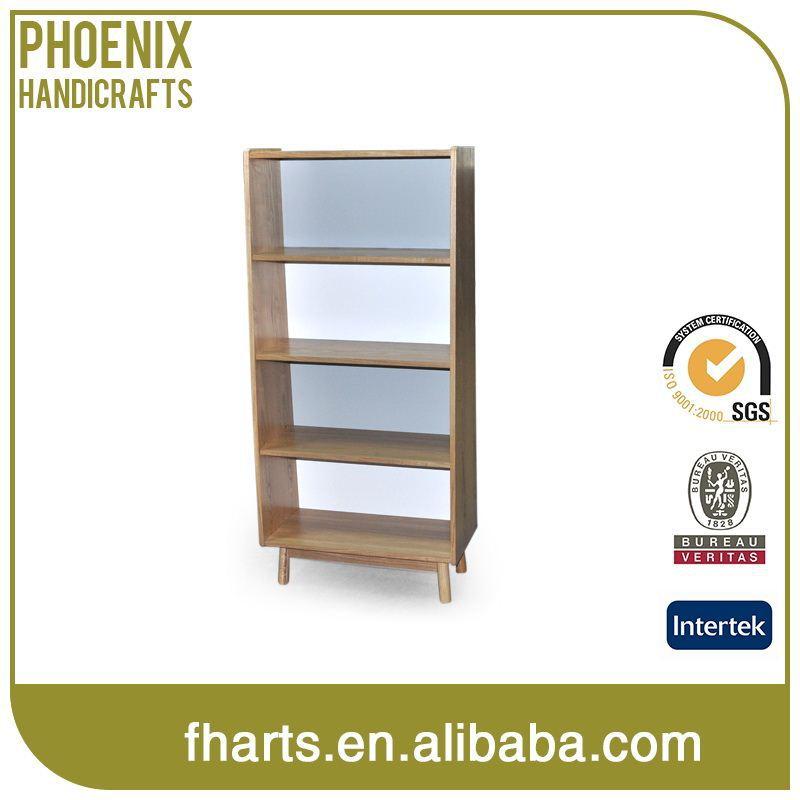 Wooden Custom Made Bookshelves Specifications