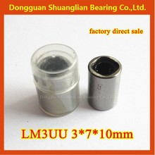 High Performance Linear Ball Bearings LM3UU linear bearing