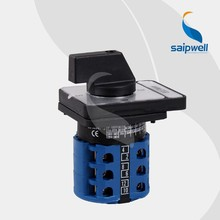 SAIP/SAIPWELL High Quality Auto Quick-Moving changeover switch rotary switch