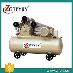 Electric italy type piston belt driven air compressor 5001