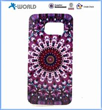Color printing TPU skin cover oil printing cell phone case for samsung galaxy s6
