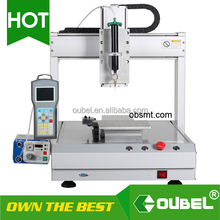 Hot selling desktop auto glue dispenser machine 3 axis high quality glue dispensing machine