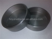 China Supplier High Quality Tungsten Crucibles for Melting Platinum