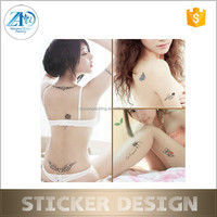 Distributor Required Metallic Gold Silver Foil Temporary Tattoos,Temporary Tattoos Sticker New China Products For Sale