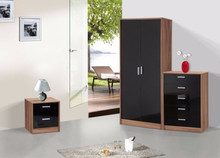 HUAXU High Gloss Bedroom Furniture Range