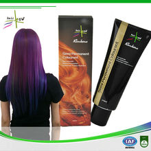 China factory Hair conditioning color DIRECTION PAINT semi permanent color with ISO & GMPC