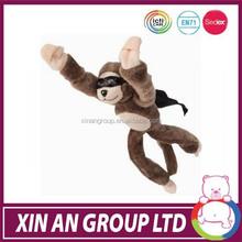 2016 New Year mascot plush stuffed animal keychain monkey / Plush monkey toy for souvenir