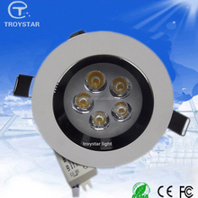 Newest hot products led lux down light 5w factory price high power led ceiling light