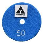 Alta efficience e durble dry / wet flexível diamante rebarbadora almofadas de polimento
