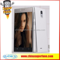 5 inches china android 4.2 quad core techno mobile phone (A10)