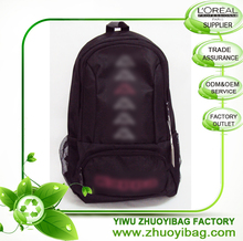 ZY210 customized brand computer pack bag for men