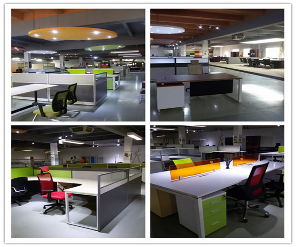 Sample design office table call center workstation buy for Center table design for office