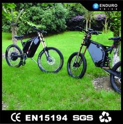 high performance stealth bomber electric motor road bike 1500w