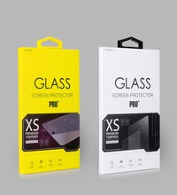 100% Prefect Fit !! Ultra Clear 0.33MM Cell Phone 9H Tempered Glass Screen Protector for Samsung galaxy s6