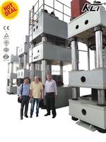 Plastic and insulation materials foming machine/hydraulic press machine