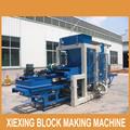 Alta qualidade e semi-automática máquina de fazer tijolos de barro feito na china