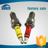 Good material motorcycle parts alibaba suppliers cheap ignition spark plug