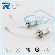 Xenon White 50W 3030 H3 LED Fog Light Bulb car driving drl Lamp 12V 24V