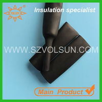 High Temperature Solid EPDM Rubber Heat Shrink Tube