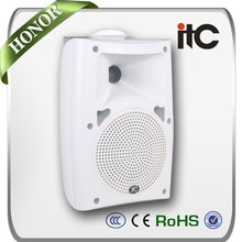 """ITC T-775SW New Product 50W 5"""" and 1.5"""" Plastic PA System Speaker Outdoor"""