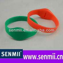 High Quality Waterproof smart id card wristband