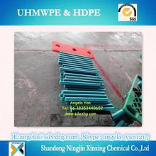 diameter 40mm hard UHMW-PE plastic rod/Anti-UV & Abrasion resisting UHMW-PE plastic rod