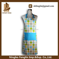 Recycled Kitchen Apron Washable Cotton Apron