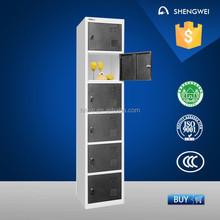 6 doors steel storage locker, Alibaba express China supplier