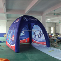 hot sale spider inflatable tent,inflatable spider tent