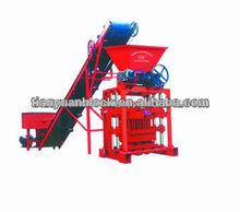 Pequeña máquina de grandes beneficios precio de bloque de hormigón machineQTJ4- 35b2( tianyuan marca)