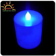 Wholesale wedding favors, led color changing candle, led candle for wedding favors