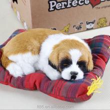modello animale decorazione e regali pelliccia sintetica a pelo di cane