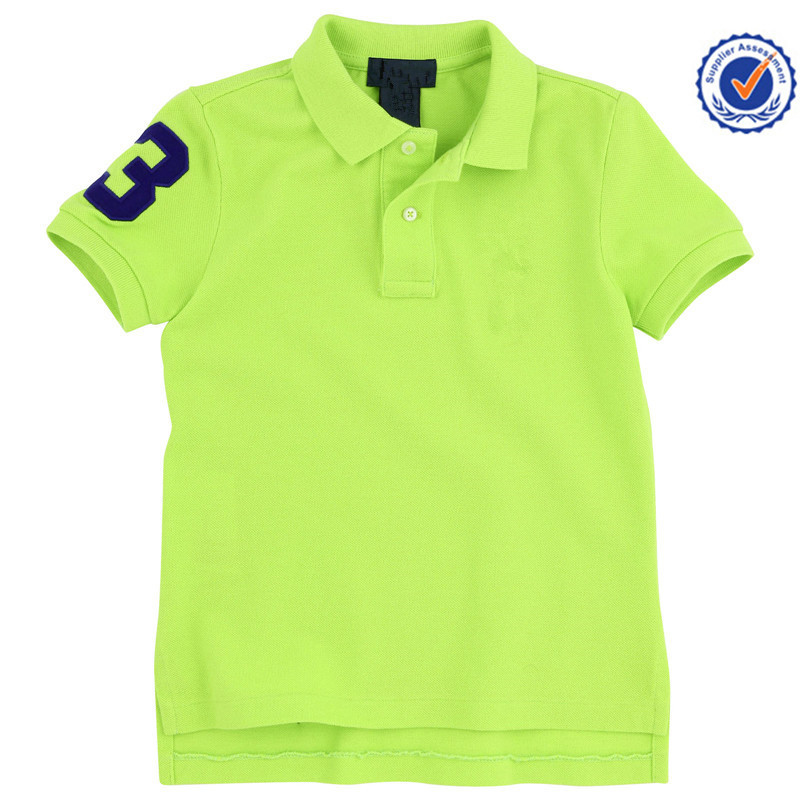 Lime green polo shirts for men short sleeve lime green for Neon green shirts for men