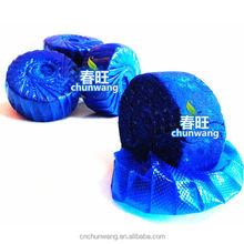 Fragrant Urinal Block,Toilet Plunger,Blue Bubble Toilet Flush Block