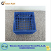 plastic folding collapsing space saving plastic crate for bottle