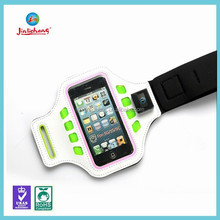 neoprene sports LED armband case for iphone 6