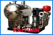 No-Negative pressure Centrifugal water Pumps Set
