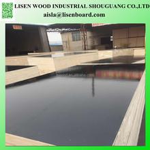18mm 4x8 hardwood core melamine glue film faced shuttering plywood/marine plywood/formwork plywood